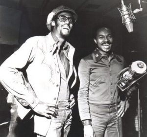 David Ruffin with Van McCoy