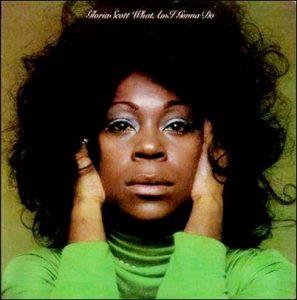 Gloria Scott – What Am I Gonna Do (Casablanca Records) (1974)