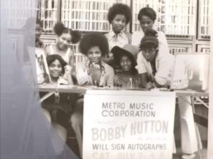 Bobby Hutton in the 70s