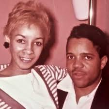 Raynoma with Berry Gordy
